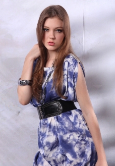 时尚图片欧美女模特夏装的美女换人苏宁处图片