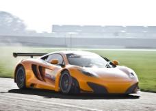 迈凯轮MP4 12C GT3超级跑车图片