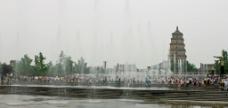 大雁塔景区图片