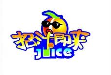 果饮料logo设计图片