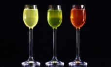 猕猴桃汁 西瓜汁 橙汁图片