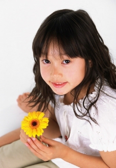 可爱小女孩子图片