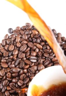 冲咖啡图片
