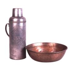 暖壶 水盆图片
