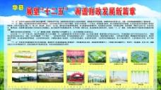渭南市各县展板图片