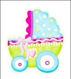 婴儿物品 婴儿车图片