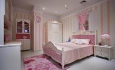 女性卧室效果图图片