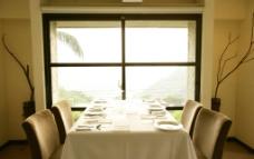 餐厅一角图片