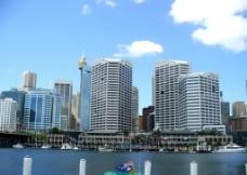 悉尼情人港图片