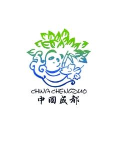 成都城市徽标图片