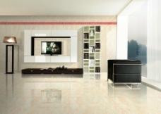 室内设计效果图PSD图片