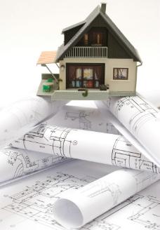 3d建筑设计图纸模型图片
