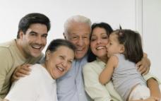 快乐一家人图片
