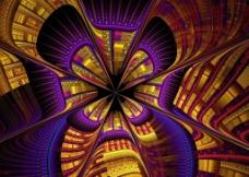 紫色格调图片